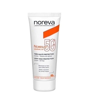 Noreva  Noresun SPF50+ Light Tinted Cream 40ml Renksiz